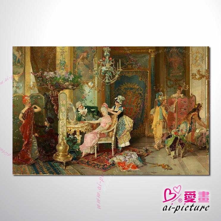 欧式宫廷136 高档宫廷 油画 高品味 装饰品 艺术品 插画 无框画 精品